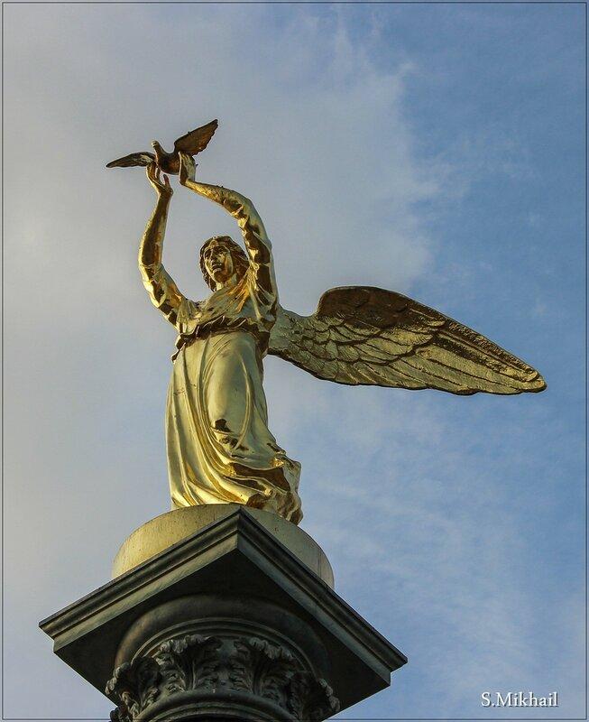 """""""Добрый ангел мира"""""""