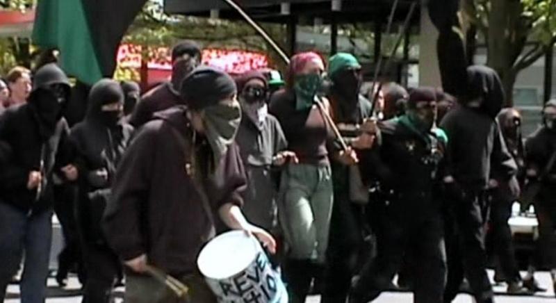 Шествие зелёных радикалов.