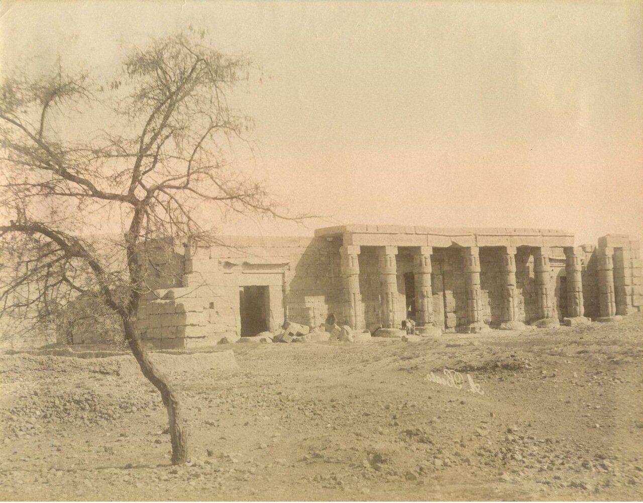 Некрополь Шейх Абд эль-Курна