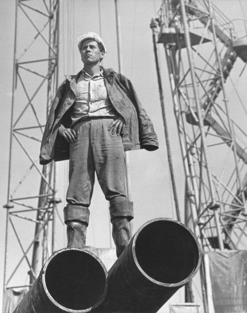 1971. Нефтяник