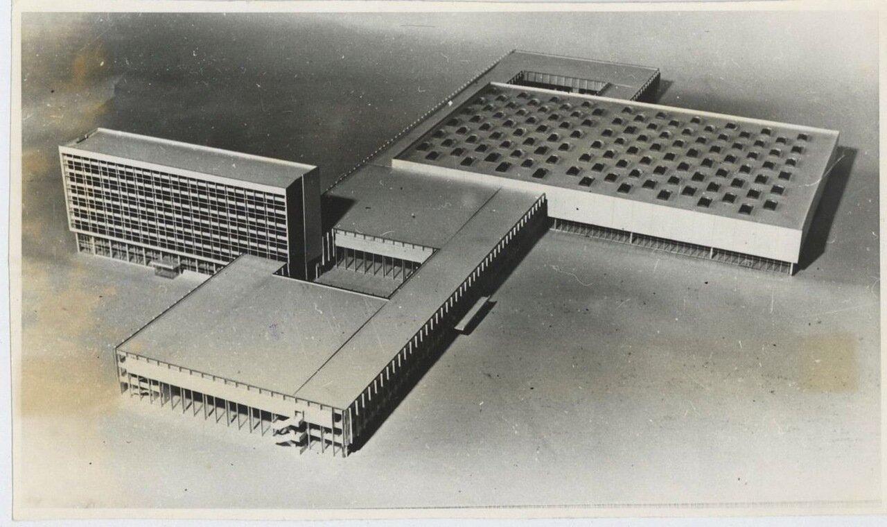 Проект будущего учебного центра автомобильного завода