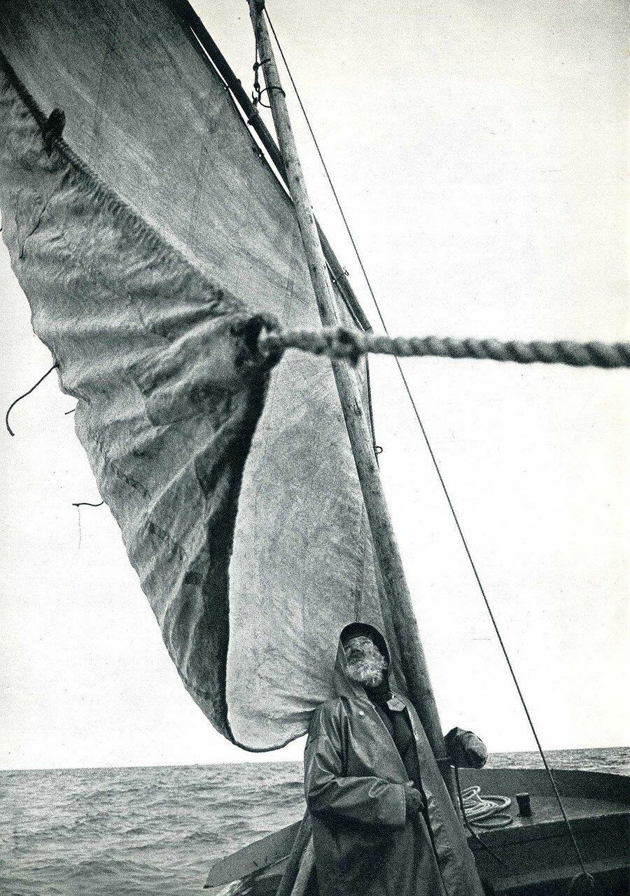 1960. Старик и море