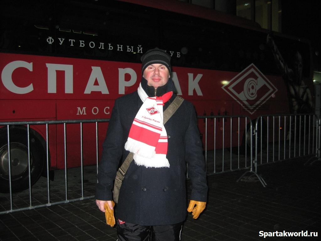 """Вадим. """"Спартак"""" - """"Урал"""" 2:0"""