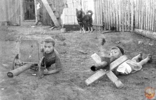 Летние дворовые забавы, игры и «затей» советских детей 0 11e742 1de3b289 orig