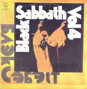 Black Sabbath - Vol. 4 (1990) [SNC Records, C90 31091 007]