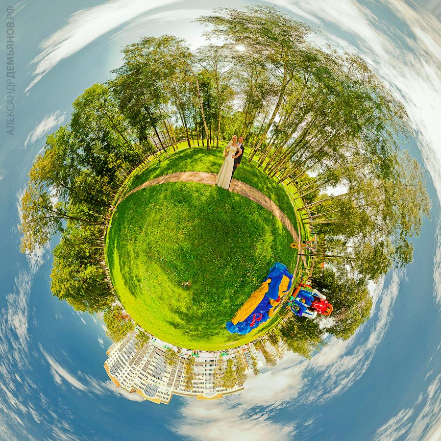 Наш Новый мир | Виртуальный тур