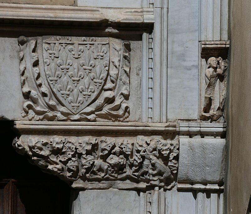 Naples. Church of Santa Maria Incoronata (Chiesa di Santa Maria Incoronata)