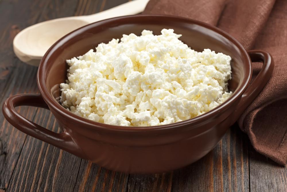 4. Зернистый творог В России творог и сыр — две большие разницы. В нашем понимании творог рассыпчаты