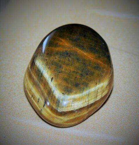 Энергия Камней №25 - Железистый тигровый глаз