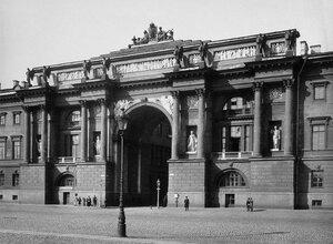 Здание Сената. 1911