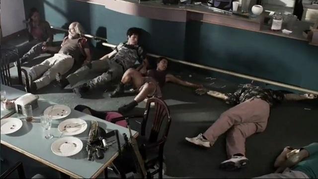 Сериал «Нация Z»   пародия на «Ходячих мертвецов»