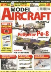 Model Aircraft Monthly 2008-09