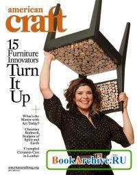 Журнал American Craft - June/July 2014