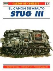 Книга Carros De Combate 53: El Canon de asalto STUG III