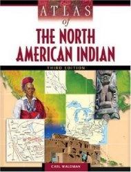 Книга Atlas of the North American Indian
