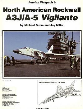 Книга North American Rockwell A3J/A·5 Vigilante