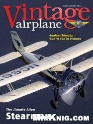 Журнал Vintage Airplane Vol.41 No.4