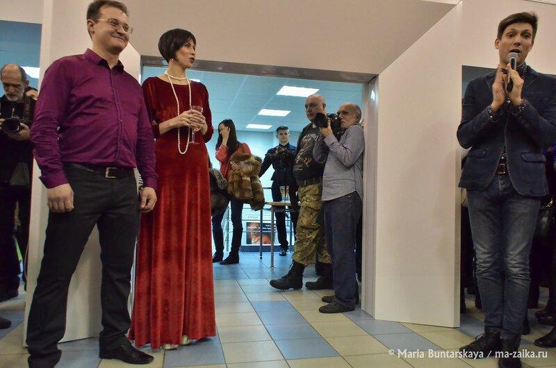 'Fashion Life - Ожившие страницы', Саратов, Атриум, 16 января 2015 года