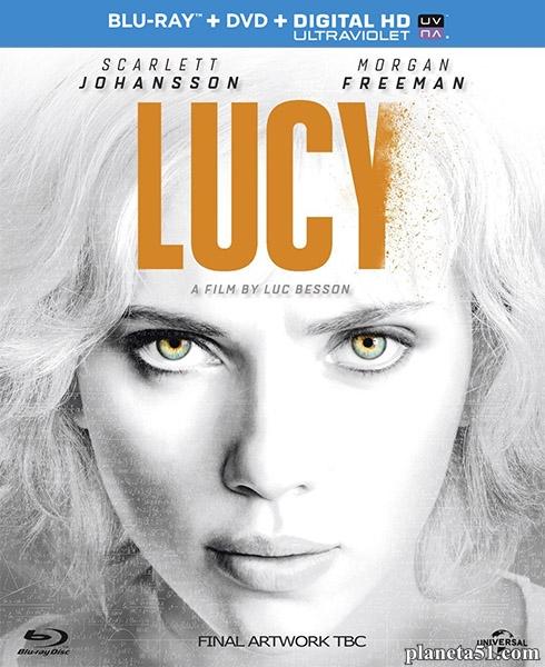 Люси / Lucy (2014/BDRip/HDRip)