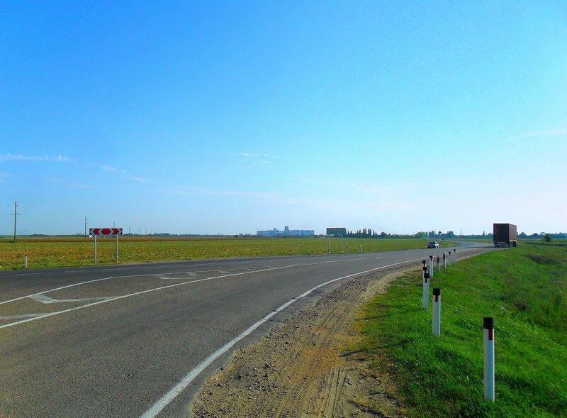 Август, велопробег, Кубань, 2014 год... SAM_3457