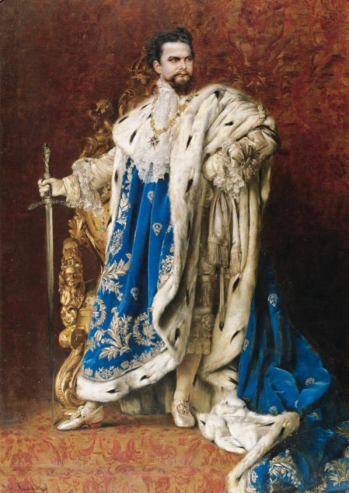 Ludwig II portrait by Gabriel Schachinger.jpg