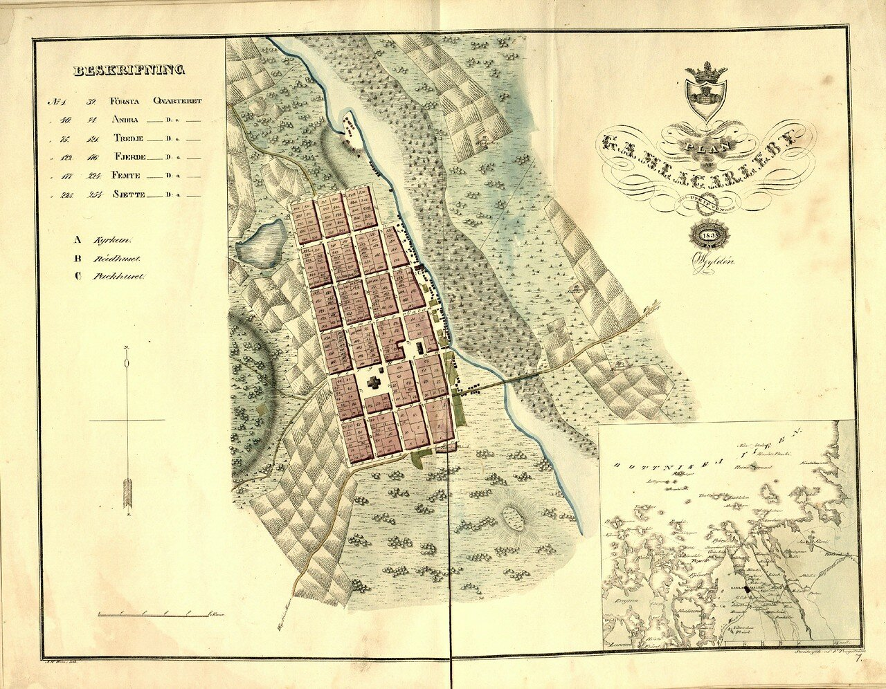 Гамлакарлебю. 1838