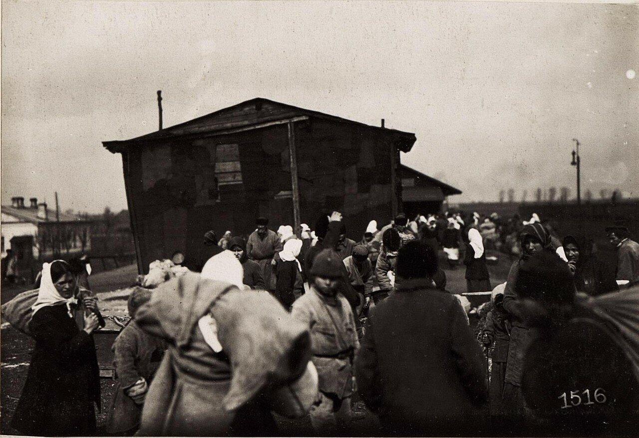 Беженцы. (21/III.1918.)