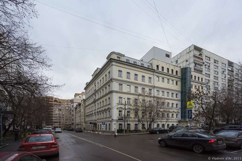 Троицкая улица, дом 17 строение 1