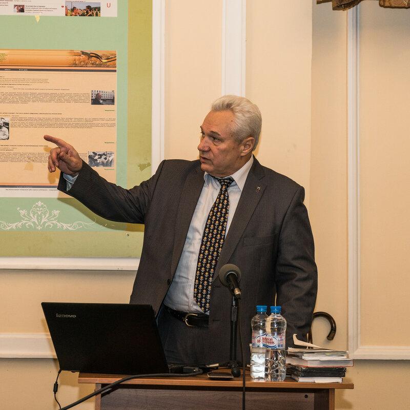 Генерал-майор Черкасов Александр Владимирович