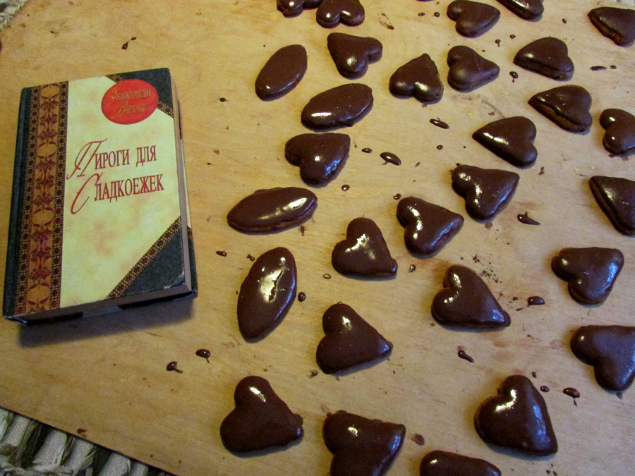 имбирные печенья 1
