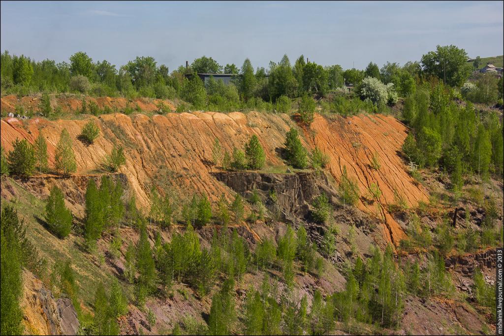 Меднорудянский рудник Нижний Тагил