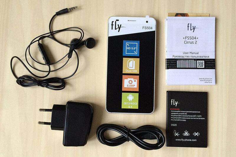 Скачать прошивку для Fly Fs504