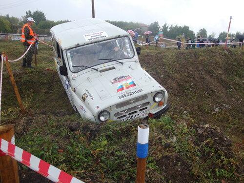 Кунгурский Джип-Триал 2012 год (ФОТО)