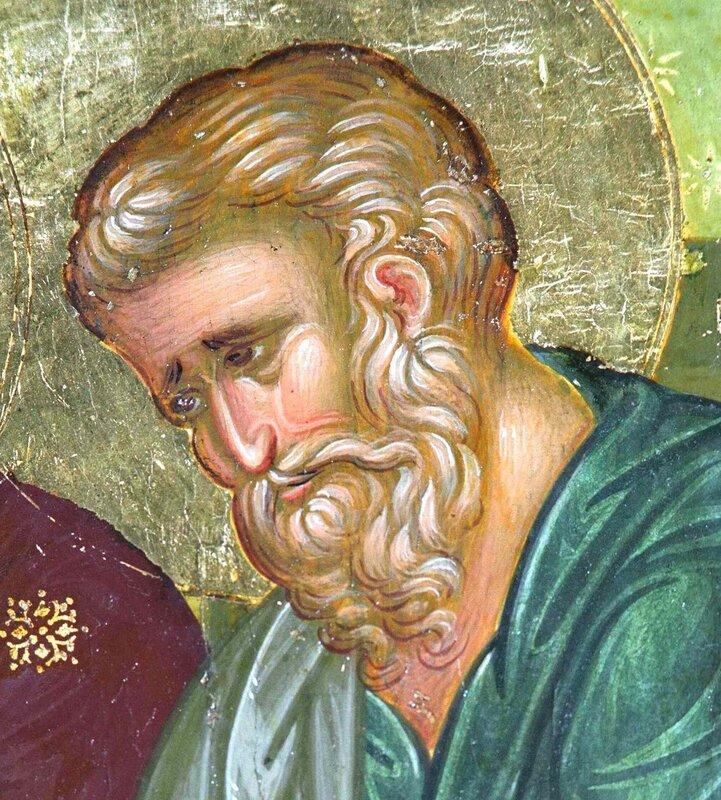 Святой Праведный Иосиф Аримафейский.