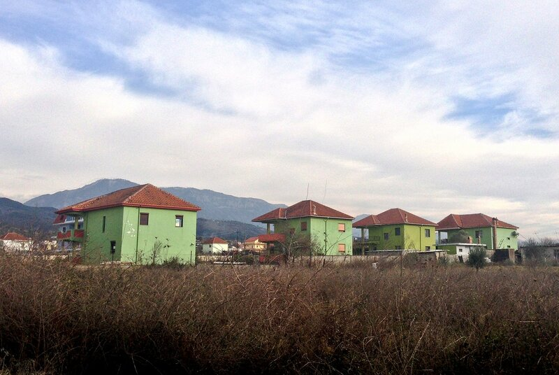 Круя, Албания