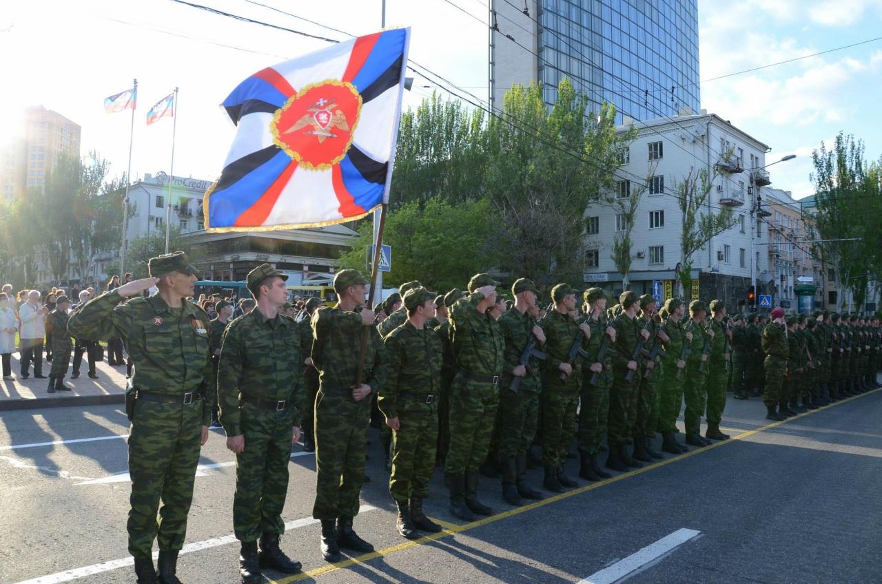 Военные парады и их результаты