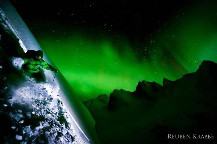 Красивые фотографии полярного сияния 0 10d623 5a438c82 orig