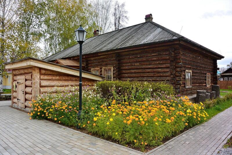 Музей-усадьба Чайковского в Воткинске