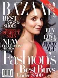 Журнал Журнал Harper's Bazaar №11 (ноябрь 2009) / US