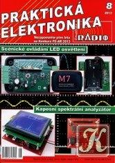 Журнал Книга A Radio. Prakticka Elektronika №8 2013