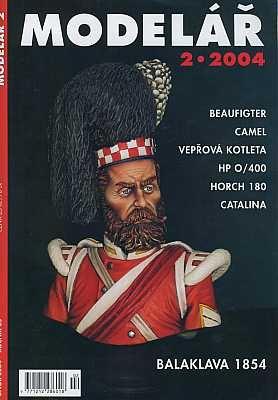 Журнал Modelar 2004 No 2