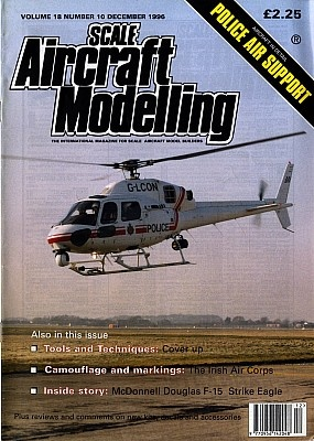 Журнал Scale Aircraft Modelling - Vol 18 No 10