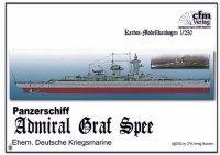 Книга Карманный линкор «Адмирал граф Шпее»