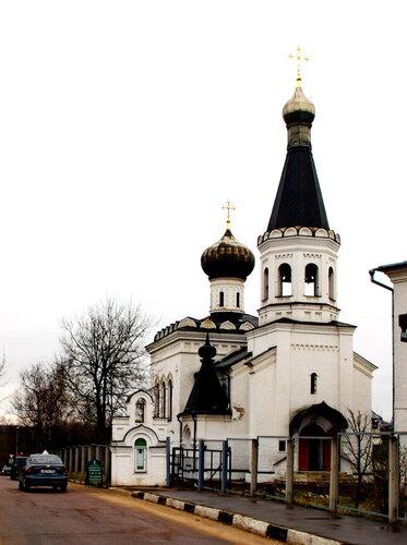 Церковь Тихона, патриарха Всероссийского, в Клину
