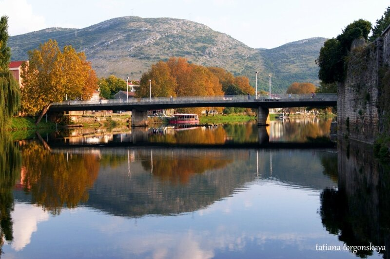 мост Иво Андрича