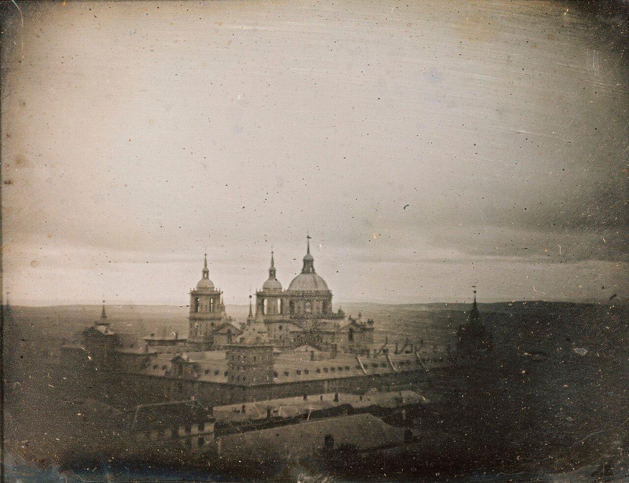 1845. Мадрид. Эскориал