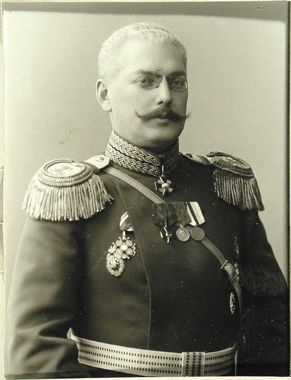 27. Дуплицкий Константин Дмитриевич - подполковник, квартирмейстер училища