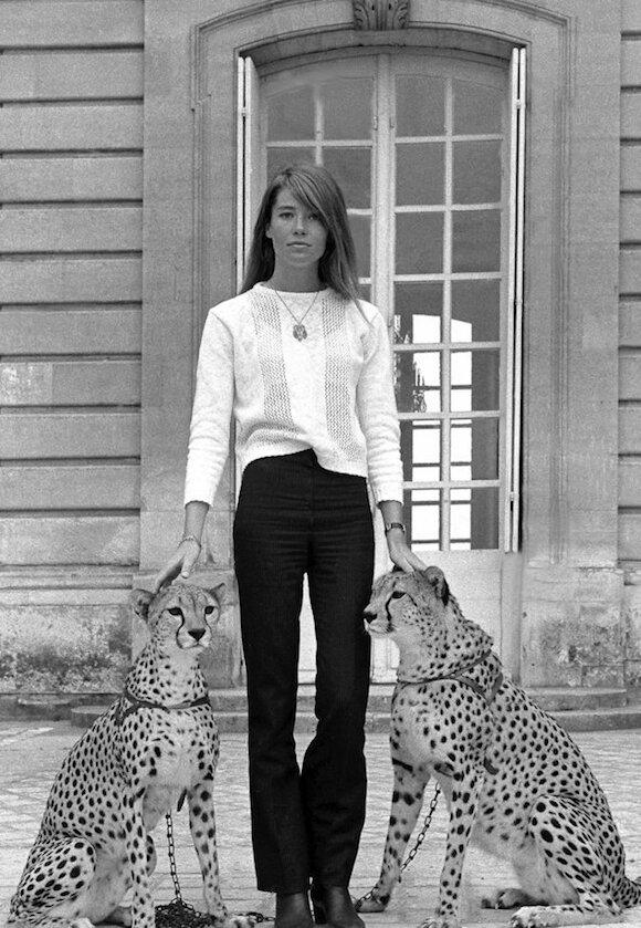 1960-е. Франсуаза Арди