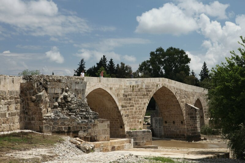 Турция - Римский Мост Эвримедонт