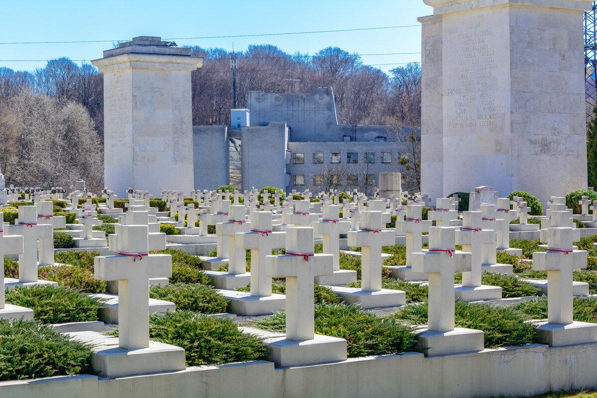 Кладбище защитников Львова
